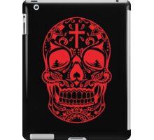 Sugar Skull Red iPad Case/Skin
