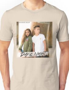 Day And Night - Johnny Orlando and Mackenzie Ziegler Unisex T-Shirt