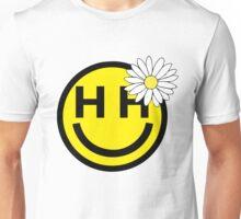 Happy Hippie Foundation Logo - Flower Unisex T-Shirt