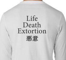 Clean/Slate Long Sleeve T-Shirt