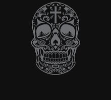 Sugar Skull Grey T-Shirt
