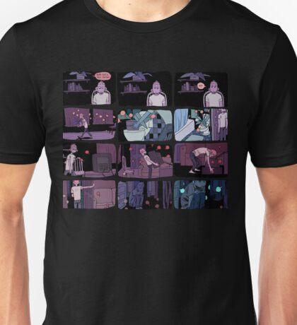 bad person Unisex T-Shirt