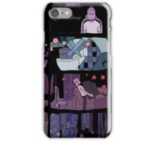 bad person iPhone Case/Skin
