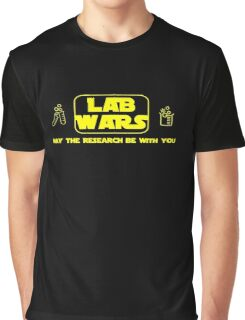 Lab Wars Graphic T-Shirt