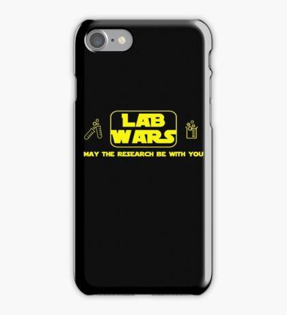 Lab Wars iPhone Case/Skin