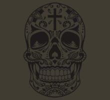 Sugar Skull Black by HolidaySwagg