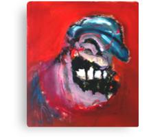 Bluto - Popeye the Sailor's Nemesis Canvas Print