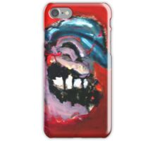 Bluto - Popeye the Sailor's Nemesis iPhone Case/Skin
