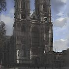 Westminster Abbey by Lightrace