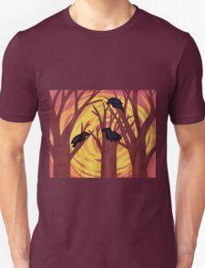 Tri Corbies T-Shirt