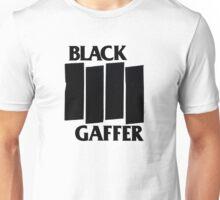 Black Gaffer Unisex T-Shirt