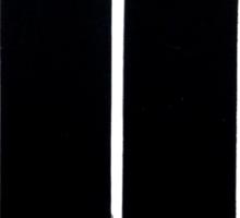 Black Gaffer Sticker