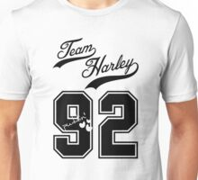 Team H! (BLACK) Unisex T-Shirt