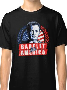 jed bartlet  Classic T-Shirt