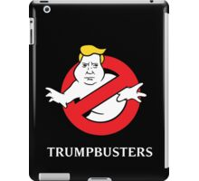 Trump Busters  iPad Case/Skin