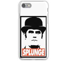 Obey Splunge (black) iPhone Case/Skin