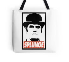 Obey Splunge (black) Tote Bag