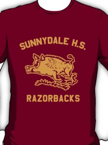 Sunnydale Razorbacks (Accurate Artwork) T-Shirt