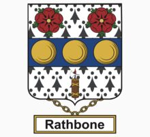 Rathbone Coat of Arms (English) by coatsofarms