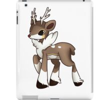 Winter Sawsbuck iPad Case/Skin