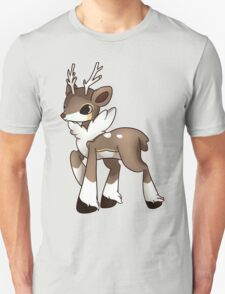 Winter Sawsbuck Unisex T-Shirt
