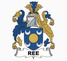 Ree Coat of Arms (English) by coatsofarms