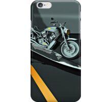 Biker's still life 2.0 iPhone Case/Skin