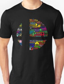 All Things Smash (Final Roster) T-Shirt
