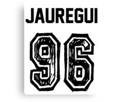 Jauregui'96 Canvas Print