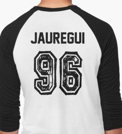 Jauregui'96 Men's Baseball ¾ T-Shirt