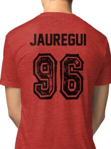 Jauregui'96 Tri-blend T-Shirt