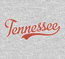 Tennessee Script Orange  by USAswagg2