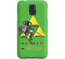 Skyrim Sword Samsung Galaxy Case/Skin