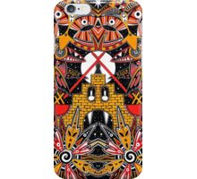 You Hoo an Eye (reflected)  iPhone Case/Skin