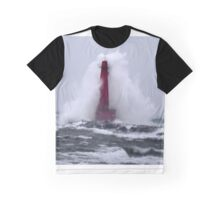 Lake Michigan Gales Graphic T-Shirt