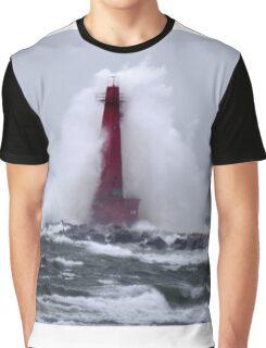 Lake Michigan Gales Graphic T-Shirt