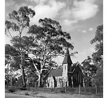 Catholic church, Dunnolly Photographic Print