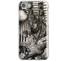 just my knees iPhone Case/Skin