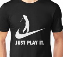 Just Golf Name Unisex T-Shirt