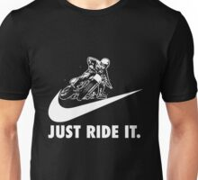 Just Ride Name Unisex T-Shirt