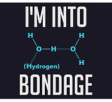 I'm into Hydrogen Photographic Print