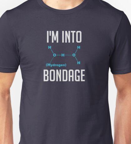 I'm into Hydrogen Unisex T-Shirt