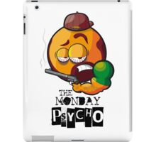 MONDAY PSYCHO iPad Case/Skin