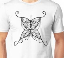Butterfly Lace Unisex T-Shirt