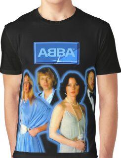 ABBA Voulez Vous Graphic Graphic T-Shirt