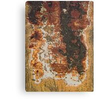 THE TORTURED SMARTPHONE CASE (Damaged) Canvas Print