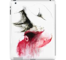 Conceptual drawing - the Body - Look Inside iPad Case/Skin