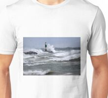 Lake Michigan Waves   Unisex T-Shirt