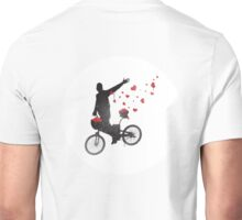 Graffiti Bicycle  Unisex T-Shirt