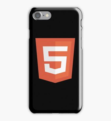 HTML 5 iPhone Case/Skin